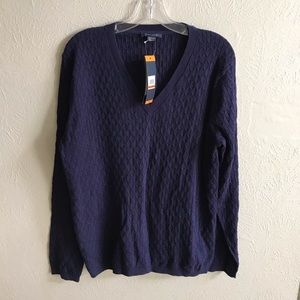 Tommy Hilfiger cable knit sweater XXL